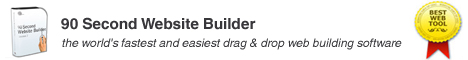 Fastest and Easiest Drag and Drop Web Building Software